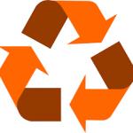scatola per riciclaggio